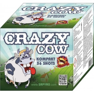 CRAZY COW (36 ran/25mm/40s.)